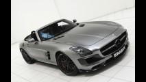 Brabus Mercedes-Benz SLS AMG Roadster