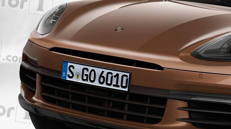 Porsche Macan 2019 - Projeção