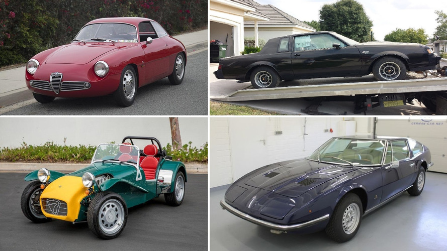 The Web's Coolest Cars For Sale Now