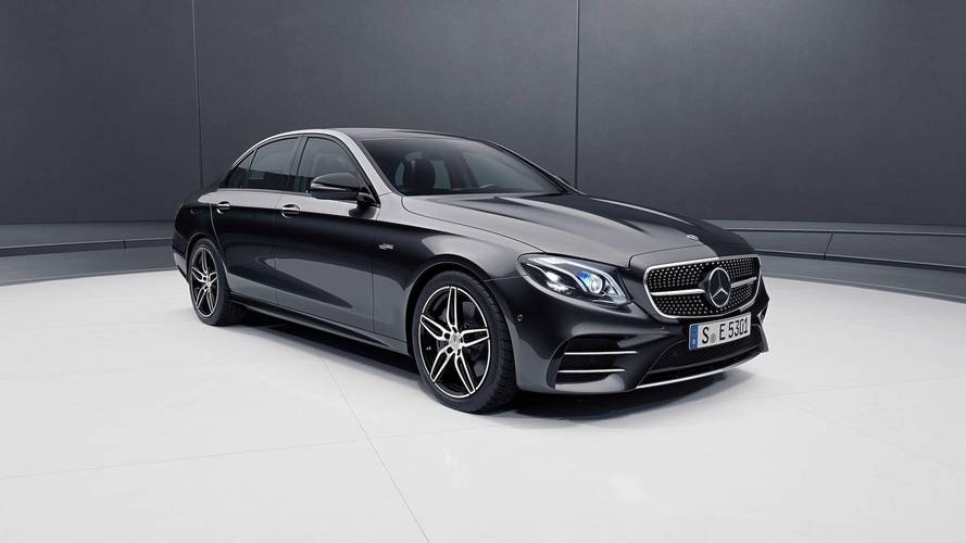 2019 Mercedes-AMG E53 Sedan Arriving In The U.S. Late This Year