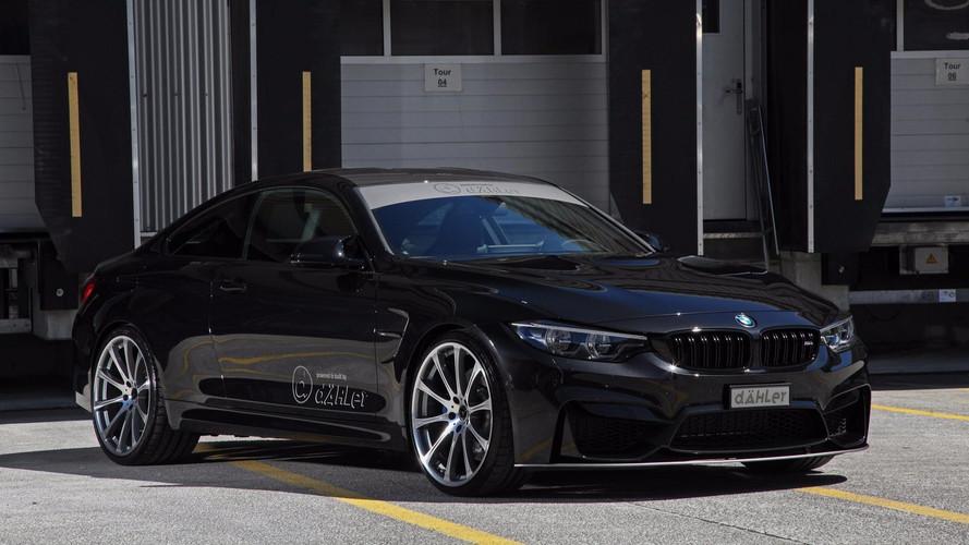 Dähler sayesinde bu BMW M4 daha güçlü