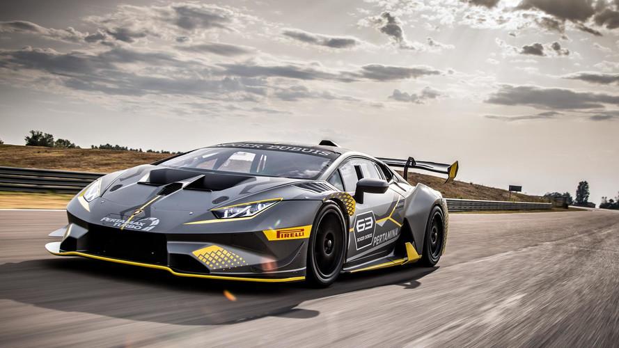 A versenysport által vadítaná utcai modelljeit a Lamborghini