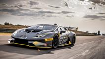 Lamborghini Reveals Huracan Super Trofeo EVO