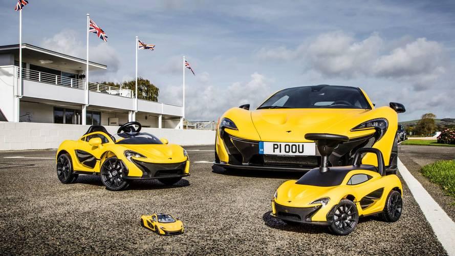 Este McLaren P1 correpasillos puede ser el regalo de reyes perfecto