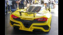 Hennessey Venom F5: Vmax-Rekord im Blick