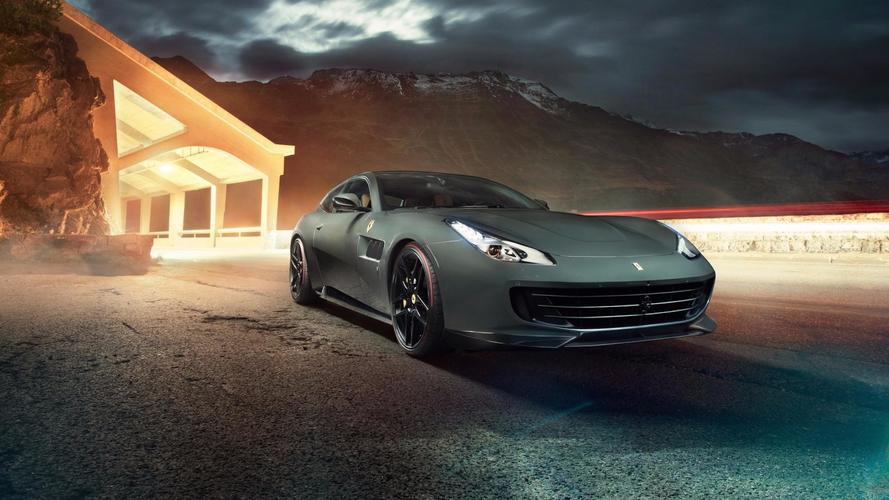 Ferrari GTC4Lusso Muscled Up To 709 HP By Novitec