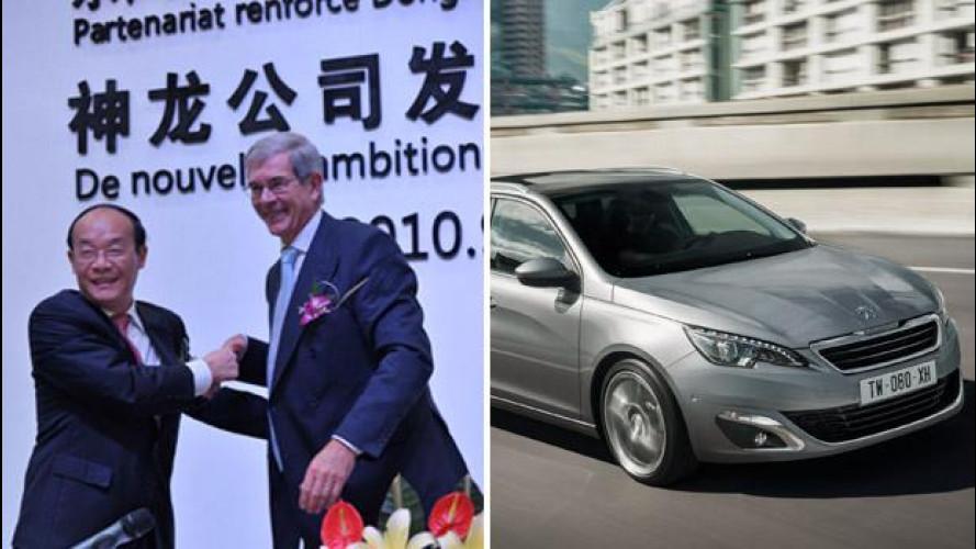 PSA: la famiglia Peugeot divide il controllo con lo Stato ed i cinesi