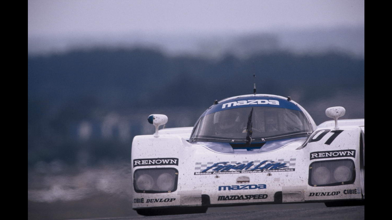 Mazda a Goodwood 2015