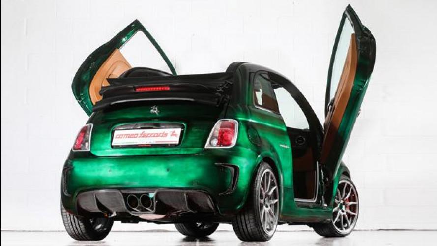 Romeo S, la Fiat 500C da 248 CV
