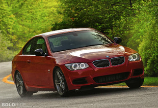 BMW 335is Coupe
