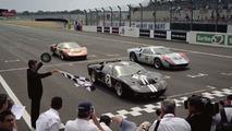 Ford Reunites 1966 Le Mans Winning GT Mark II