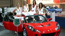 WCF at BIMS: Lotus Elise S