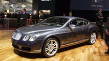 Bentley Continental GT Diamond Series at Geneva