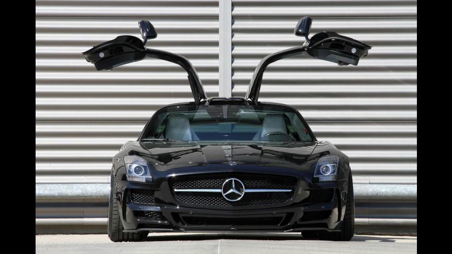 Mercedes SLS AMG by MEC Design