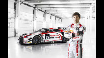 Nissan GT Academy 2014