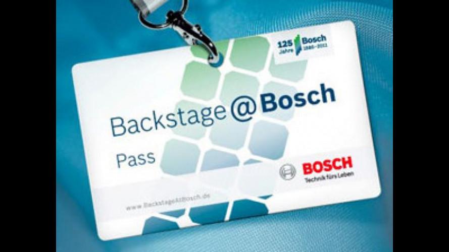 Backstage@Bosch, in azienda per un giorno