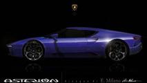 Lamborghini Asterion render