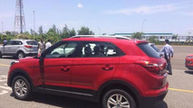 Hyundai Creta spy photo