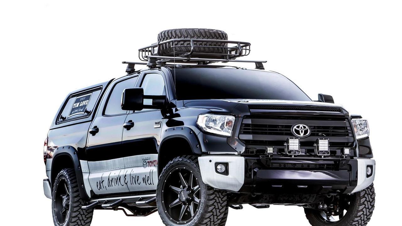 Toyota Tundra Tim Love Edition