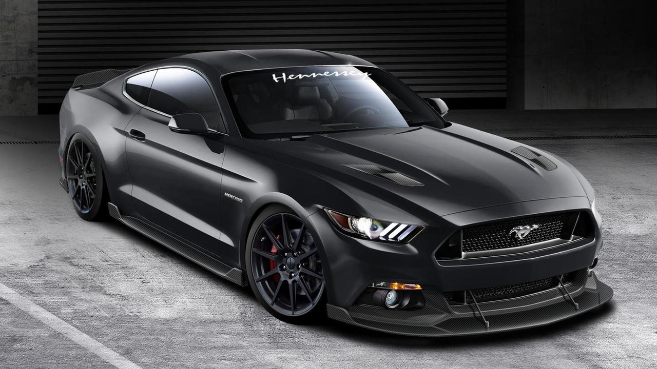 2015 Hennessey Performance Mustang