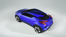 Toyota C-HR concept leaked photo