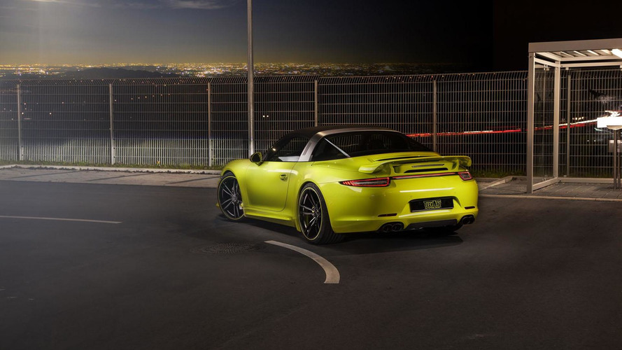 TechArt introduces their new styling program for the Porsche 911 Targa