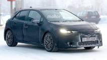 Toyota Auris Corolla iM Spy Shots