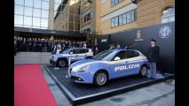 Alfa Romeo Giulia, Giulietta e Jeep Renegade, la consegna alla Polizia