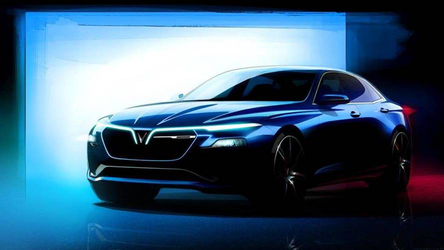 Pininfarina Designs Sedan And SUV For Vietnamese Automaker