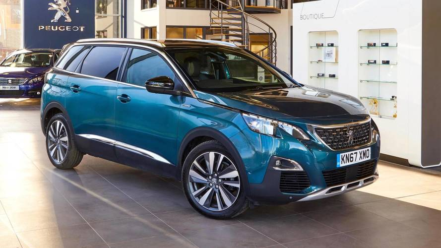 Peugeot 3008 and 5008 get new GT Line Premium trim