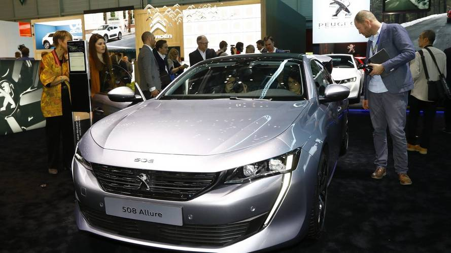 Handsome Peugeot 508 will take on Ford Mondeo