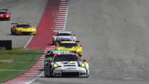 #912 Porsche North America Porsche 911 RSR: Jorg Bergmeister, Earl Bamber