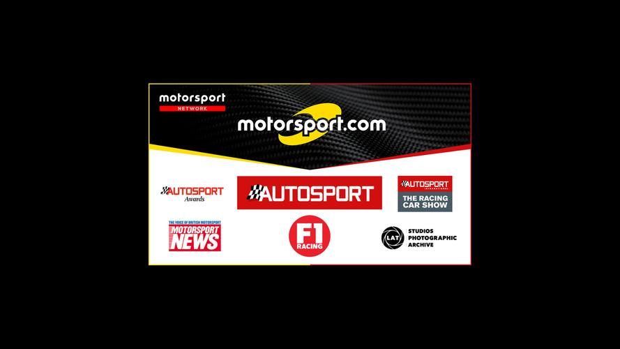 Motorsport Network acquires Autosport and the Haymarket Media Group's motor racing portfolio