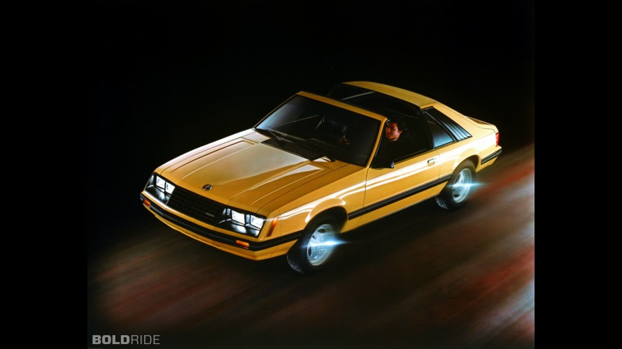Ford Mustang GLX