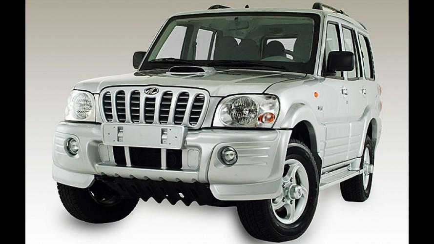 Mahindra supera Tata e se torna fabricante de automóveis mais valiosa da Índia