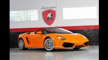 Importador traz Lamborghini Gallardo LP 560-4 Spyder ao Brasil por R$ 1,38 milhão