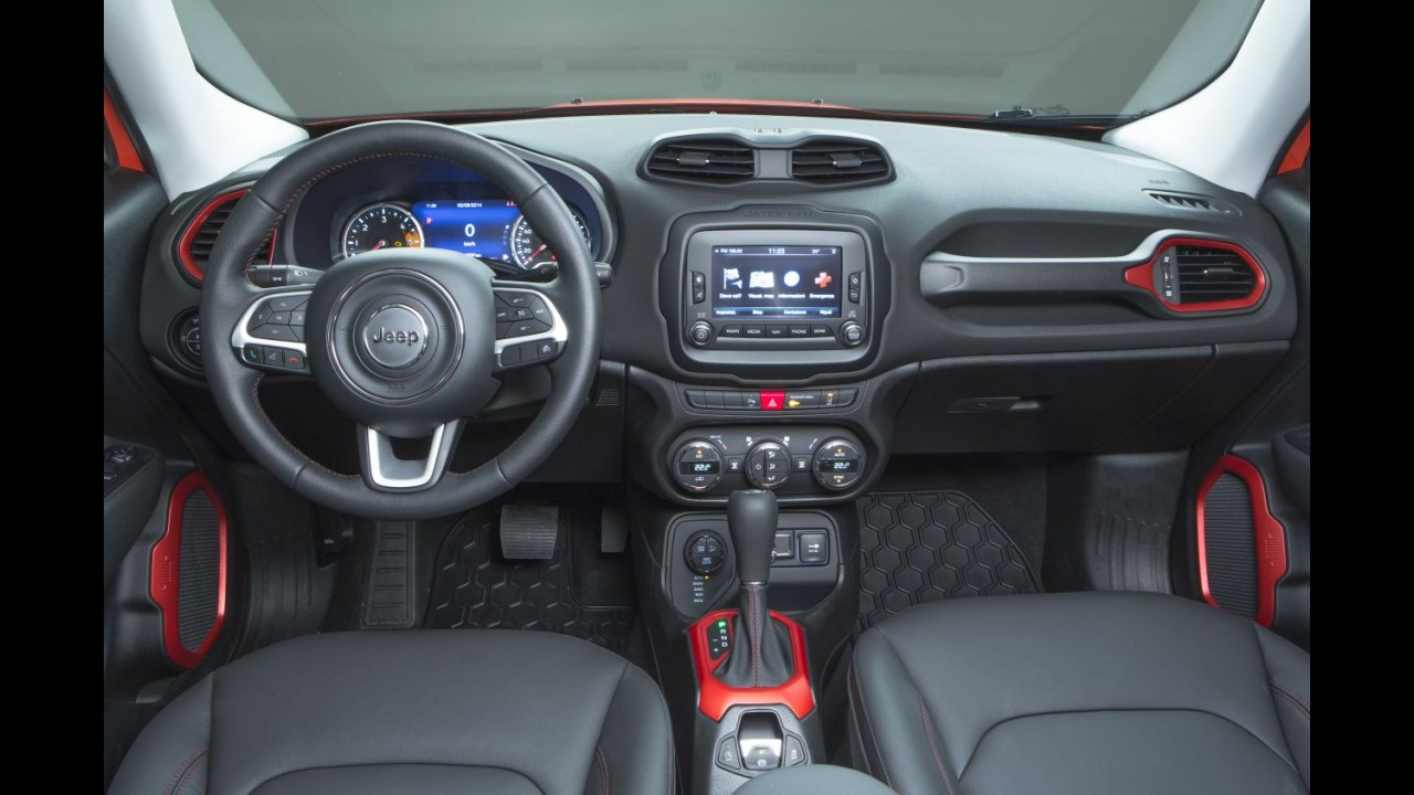 Jeep Renegade custará entre R$ 61.050 e R$ 101.200 na Europa