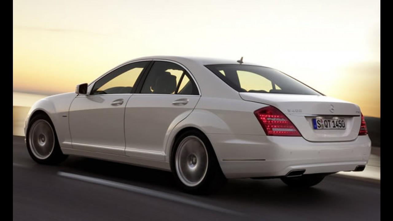 Janeiro de vendas recordes para a Mercedes
