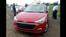 Flagra: veja a primeira foto interna do novo Hyundai i20
