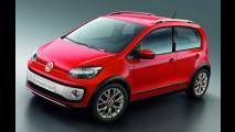 Salão de Frankfurt: Volkswagen Cross up! é a versão aventureira do compacto
