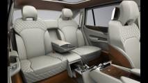 Bentley EXP 9 F Concept: SUV de luxo tem mais imagens divulgadas e produção praticamente se confirma