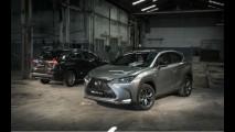 Lexus cresce 48% no Brasil em 2015; NX 200t é o preferido
