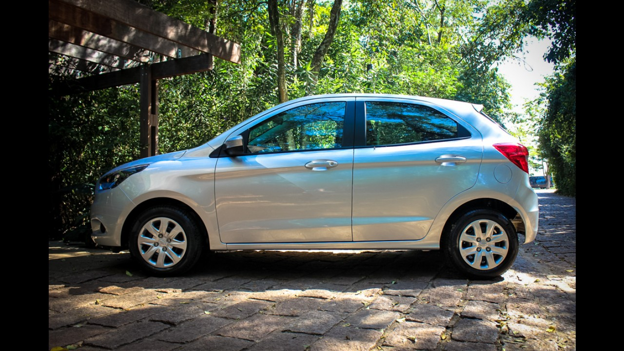 Novo Ford Ka parte de R$ 35.390 - veja preços, versões e conteúdos