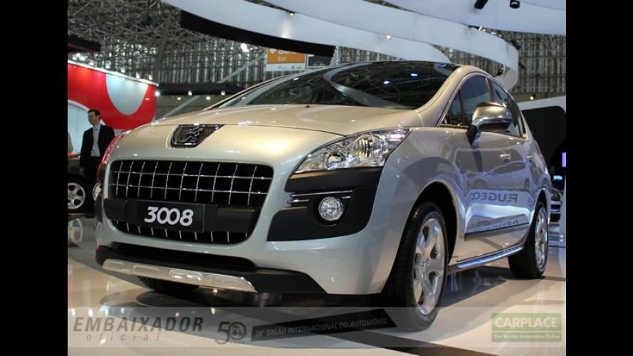 Salão do Automóvel: Peugeot apresenta o novo 3008 no Brasil por R$ 79.900
