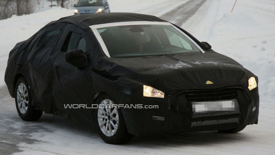 2012 Peugeot 508 Better Spy Photos