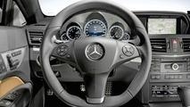 Mercedes-Benz E-Class Coupé, E 500 with AMG sports package, interior