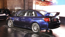 2011 Subaru WRX STI four door sedan live in New York 01.04.2010
