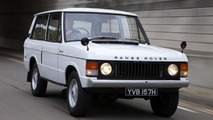 Range Rover first generation 1970 - 1996, 04.06.2010