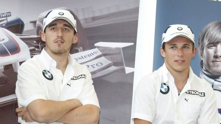 Klien 'ready' to replace Kubica if needed