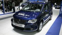 VW Touran TSI EcoFuel